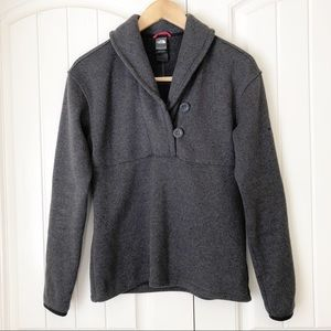 The North Face Shawl Neck Sweater